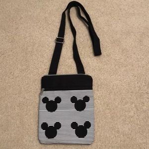 Disney Parks Mickey Crossbody Purse